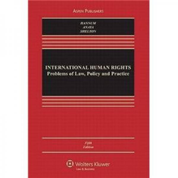 International Human Rights Fifth Edition[国际人权 第五版]