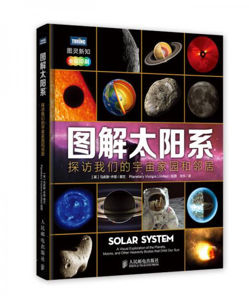 图解太阳系