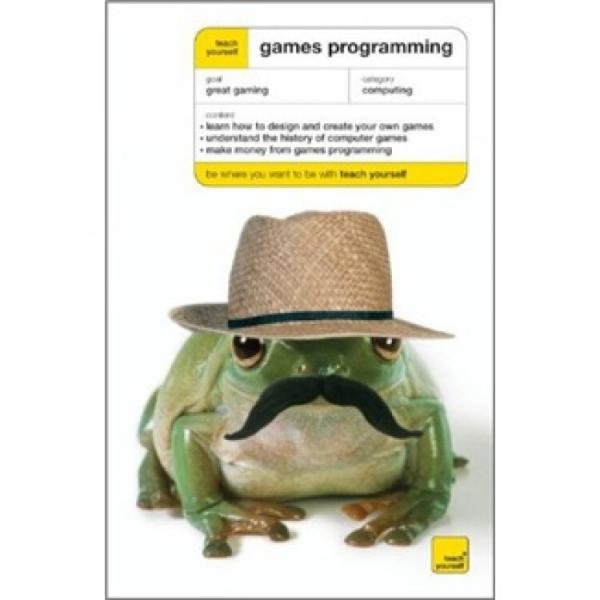 GamesProgramming[无师自通系列:游戏编程]