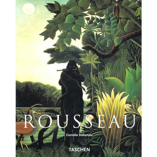 Rousseau (Basic Art)亨利·卢梭作品集  9783822813645