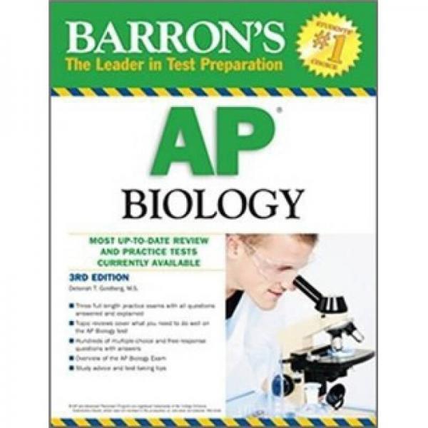 AP Biology (Barrons AP Biology)