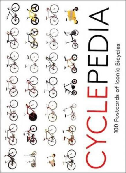 Cyclepedia: 100 Postcards Of Iconic Bicycles