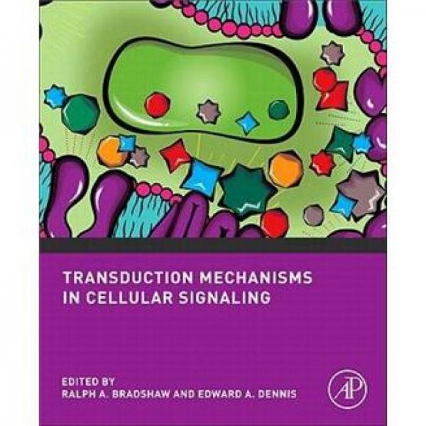 Transduction Mechanisms in Cellular Signaling细胞信号转导机制:细胞信号采集