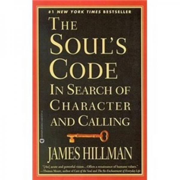 The Souls Code: In Search of Character and Calling