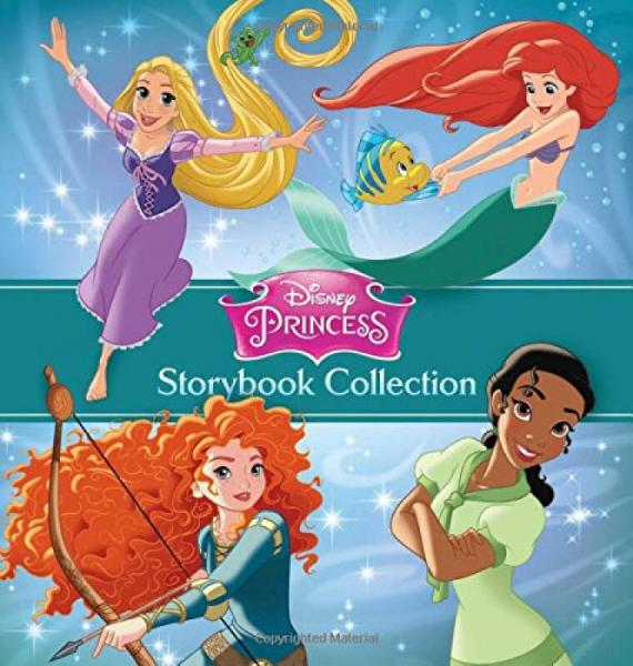 Disney Storybook Collections: Disney Princess St