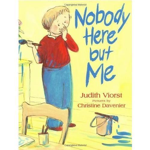 Nobody Here but Me (Hardcover) 这里只有我(精装)