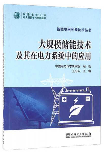大规模储能技术及其在电力系统中的应用