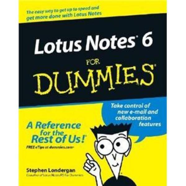 LotusNotes6ForDummies