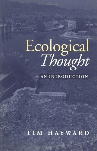 Ecological Thought:An Introduction