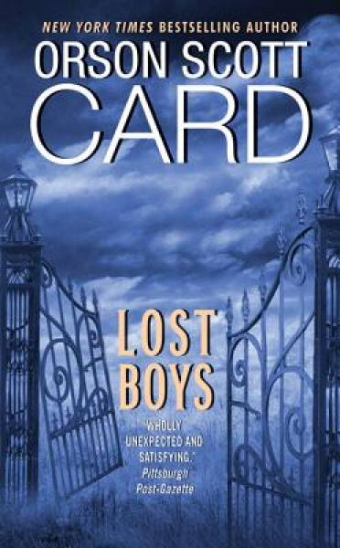 Lost Boys: A Novel