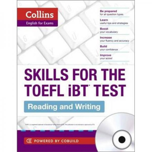 Collins Skills for the TOEFL iBT Test: Reading and Writing (Collins Skills for Toefl Ibt)