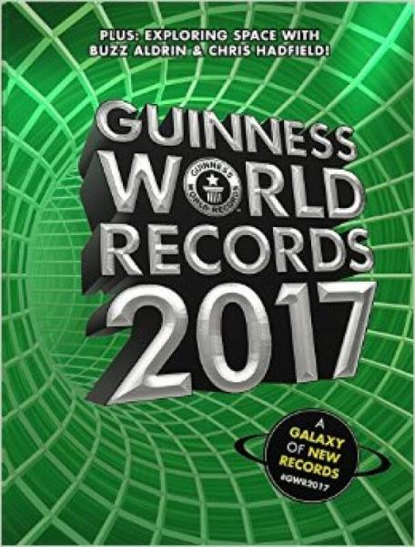 Guinness World Records 2017 (Main Book)