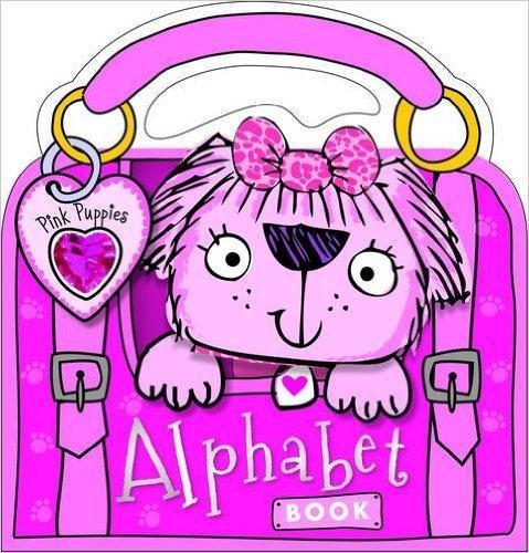 PinkPuppiesAlphabetBook