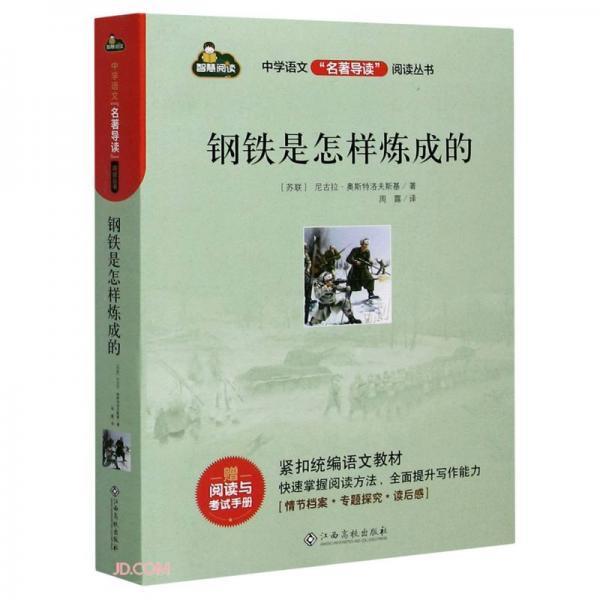 钢铁是怎样炼成的/中学语文名著导读阅读丛书