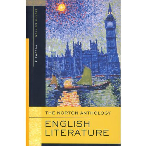 The Norton Anthology of English Literature, Volume 2
