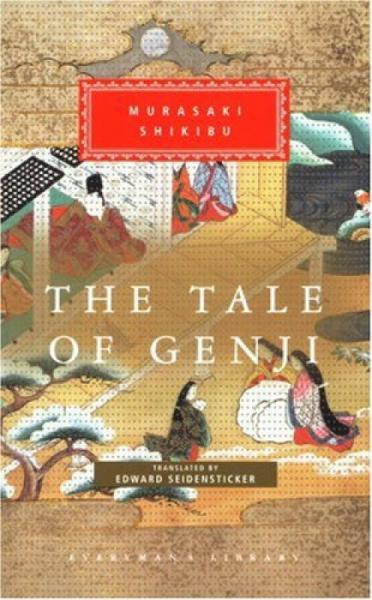 The Tale of Genji 英文原版