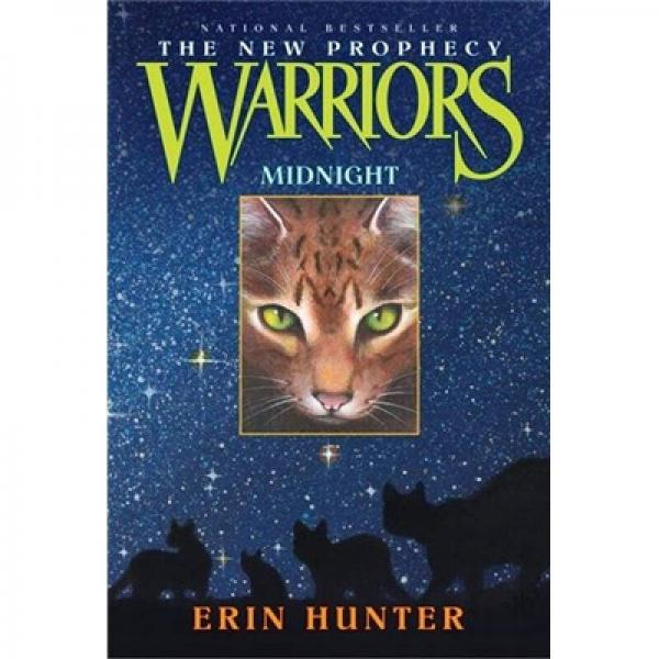 Warriors: The New Prophecy #1: Midnight猫武士二部曲·新预言1:午夜追踪