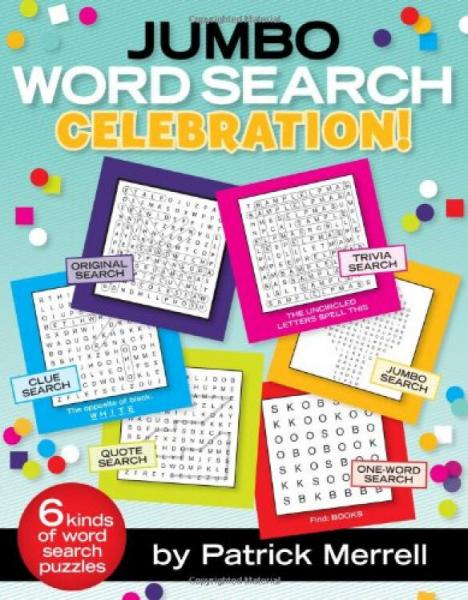 JumboWordSearchCelebration!