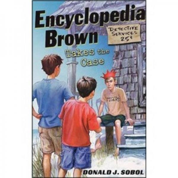 Encyclopedia Brown: Takes the Case