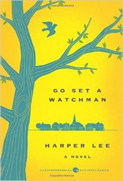 Go Set a Watchman Deluxe Ed  A Novel
