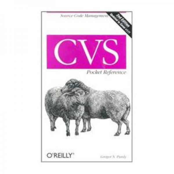 CVS Pocket Reference (Pocket Reference (OReilly))