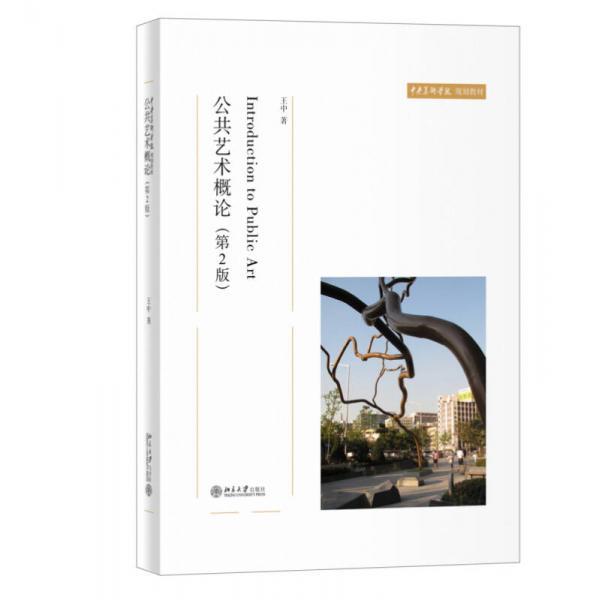 公共艺术概论(第2版)/中央美术学院规划教材