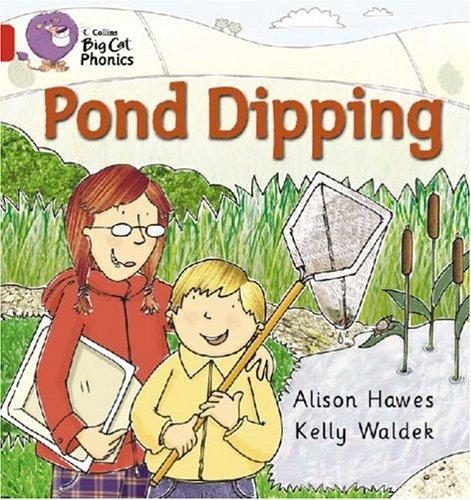CollinsBigCatPhonics-PondDipping:RedB/Band2B