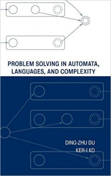 ProblemSolvinginAutomata,Languages,andComplexity