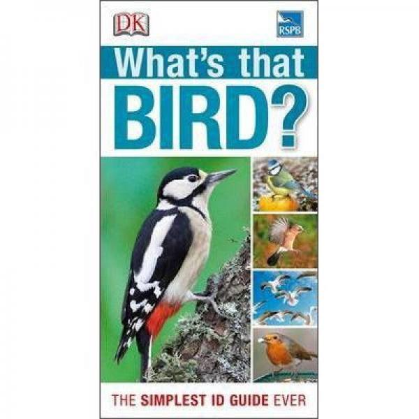 RSPB Whats That Bird?