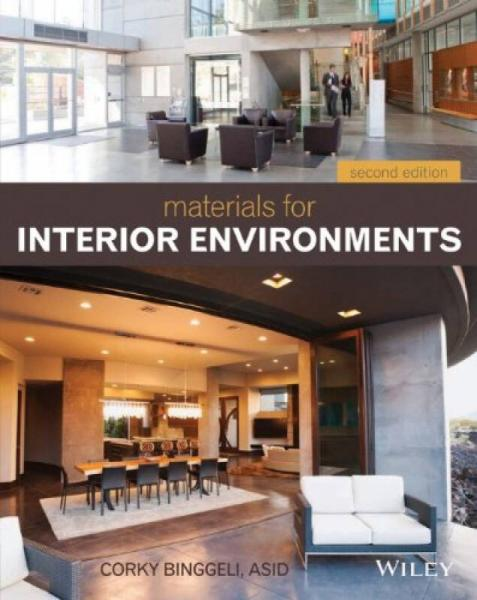 Materials for Interior Environments