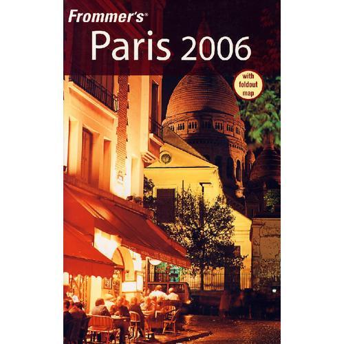 旅游系列——巴黎)Paris 2006 (Frommers)(Frommer