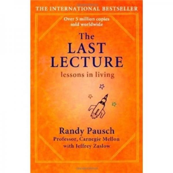 The Last Lecture[最后的演讲]