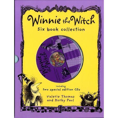 Winnie the Witch 女巫温妮(6本故事书+2张CD)