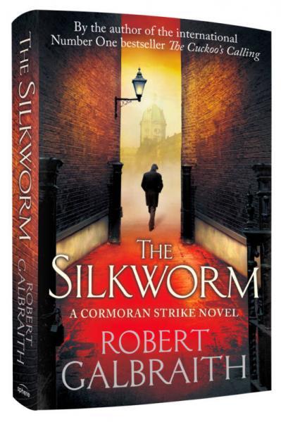 The Silkworm蚕 英文原版