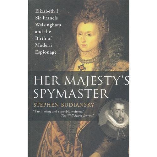 Her Majestys Spymaster