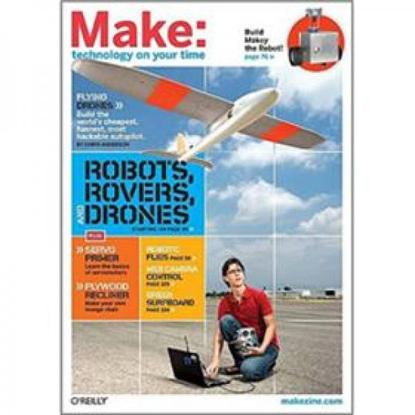 Make: Technology on Your Time Volume 19