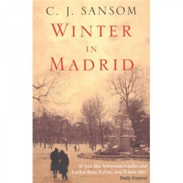Winter in Madrid  马德里冬天