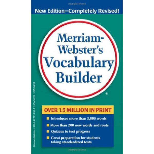 Merriam-Websters Vocabulary Builder