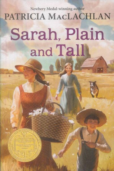 Sarah Plain and Tall高大平凡的萨拉 英文原版