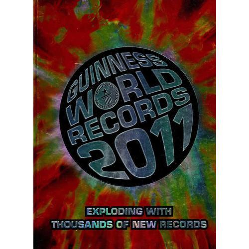 Guinness World Records 2011 吉尼斯世界纪录大全 2011