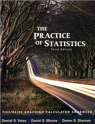 ThePracticeofStatistics:Ti-83/84/89GraphingCalculatorEnhanced