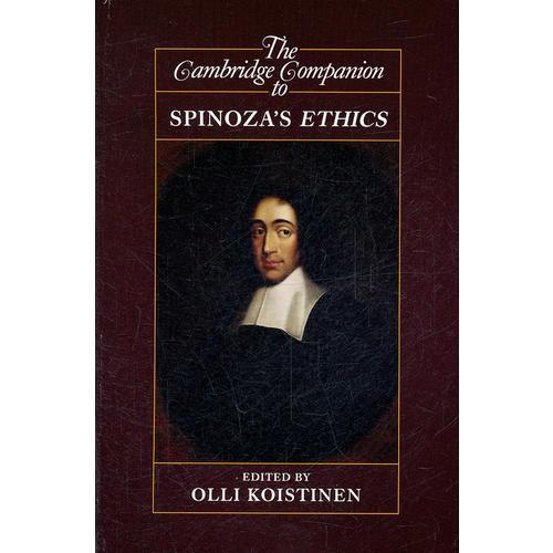 The Cambridge Companion to Spinozas  Ethics