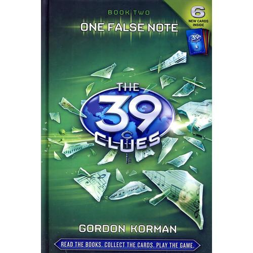 THE 39 CLUES  #2 (S)   39条线索(2)
