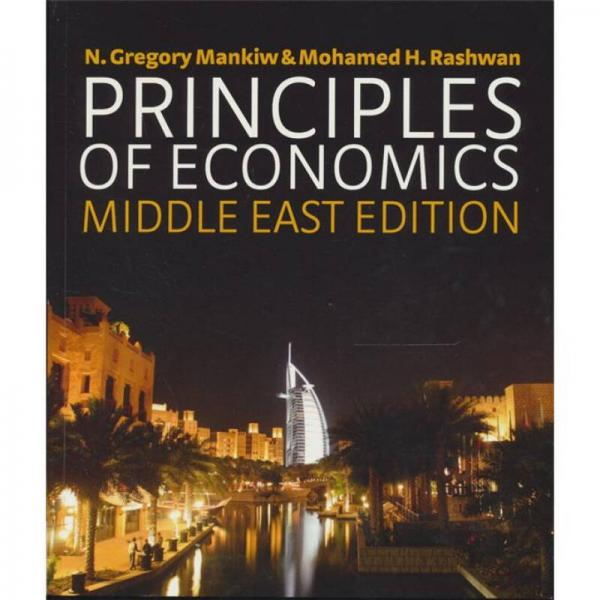 Principles of Economics: Middle East Edition with CourseMate 1e