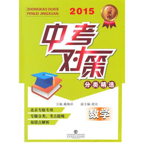 北京市中考对策分类精选数学