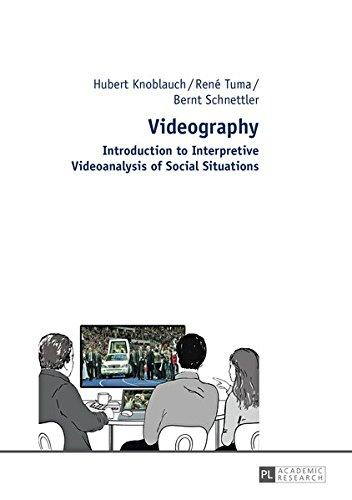 Videography: Introduction to Interpretive Videoanalysis of Social Situations