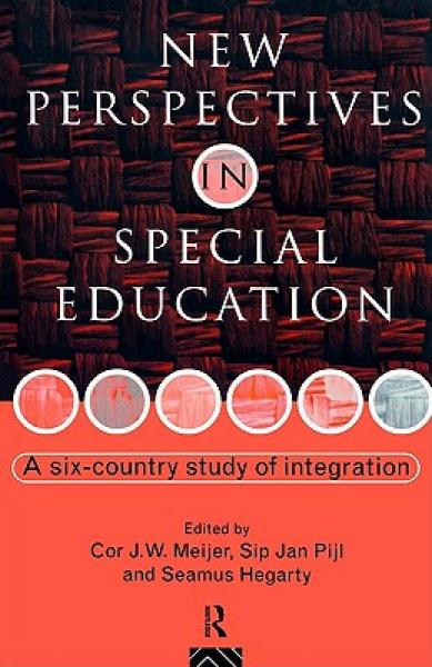 New Perspectives in Special Education: A Six-Cou