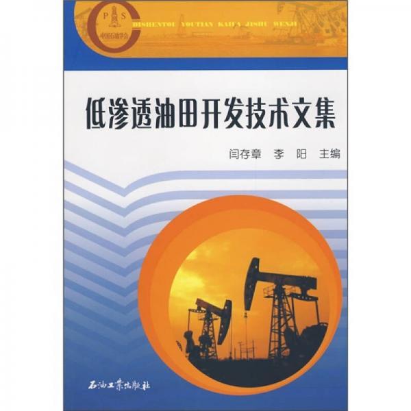 低渗透油田开发技术文集