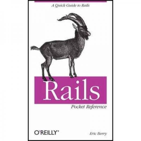 Rails Pocket Reference (Pocket Reference (OReilly))