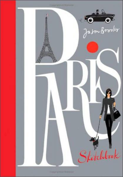 A Paris Sketchbook: Jason Brooks